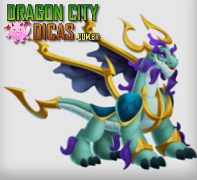 Dragão Rei dos Mares - Informações