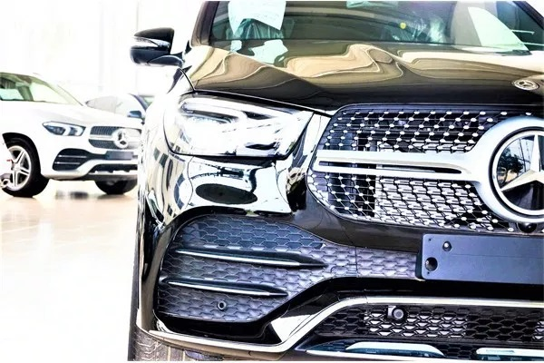 The All-New Mercedes-Benz GLE Is Now In Nigeria [Photos]