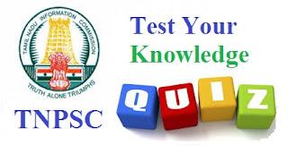 TNPSC Quiz and Mock Test