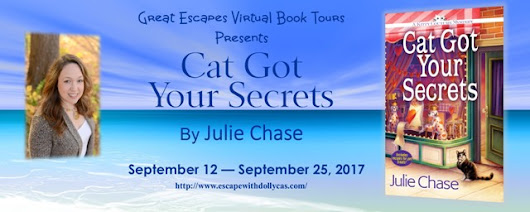 GUEST POST BY JULIE CHASE