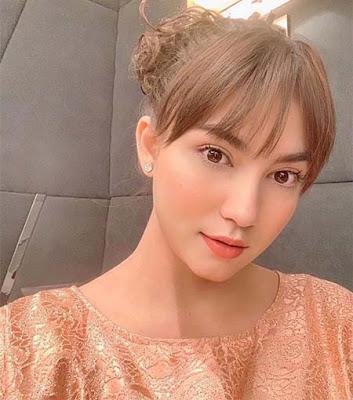 Alessia Cestaro pemeran Ratna Inten di Kembalinya Raden Kian Santang (KRKS)