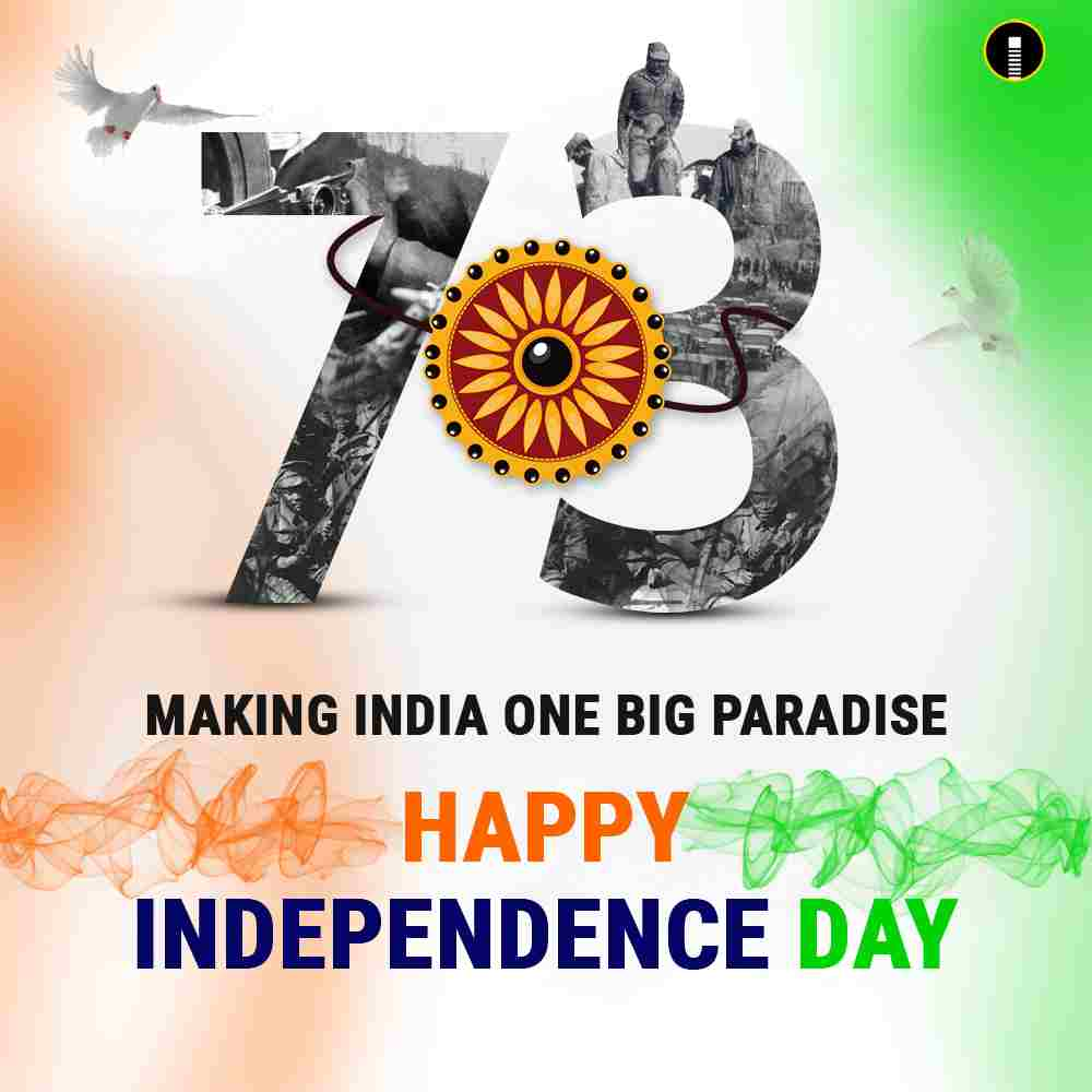 happy independence day status images for whatsapp