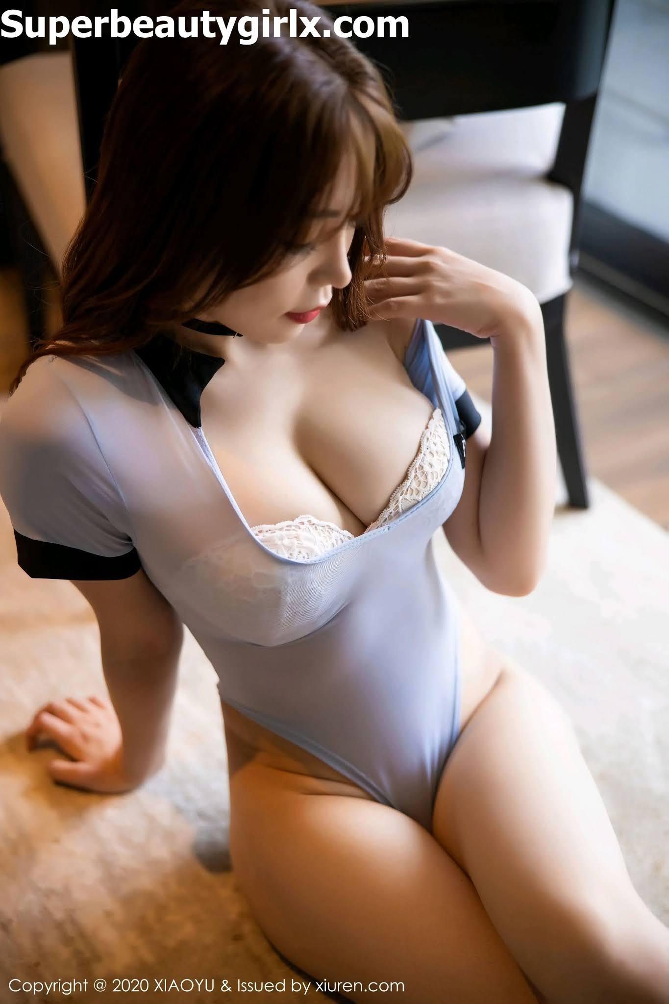 XiaoYu-Vol.354-Booty-Zhizhi-Superbeautygirlx.com