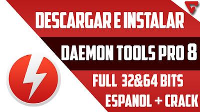 descargar daemon tools pro + crack