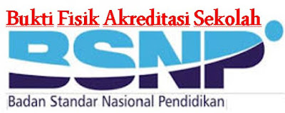Download Bukti Fisik Akreditasi 2019 SD/MI Standar Pembiayaan (Instrumen 91-106) Word-Excel