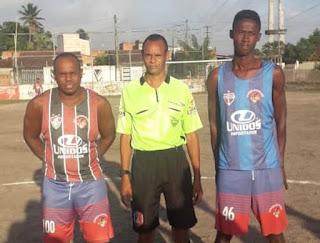 Arbitro itiruçuense é destaque em campeonato em Feira de Santana