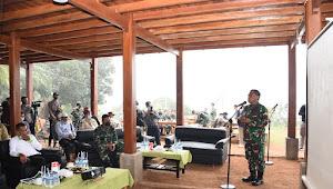 Pangdam III/Siliwangi Siap Dukung Ketahanan Pangan Di Bukit Nyomot Subang