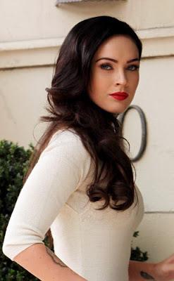 Hollywood model Megan Fox beautiful HD photo collection