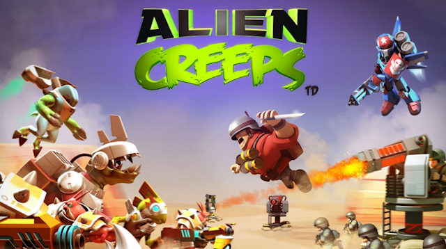 Alien Creeps TD - Outplay Entertainment Ltd