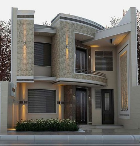 Modern Exterior Design: Best 60 Modern House Front Facade Design
