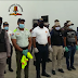 """Asciende a 1,151 detenidos en Nagua y la provincia durante """"Toque de Queda""""."""