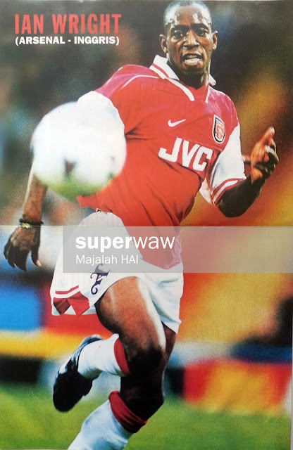 Ian Wright (Arsenal 1996)