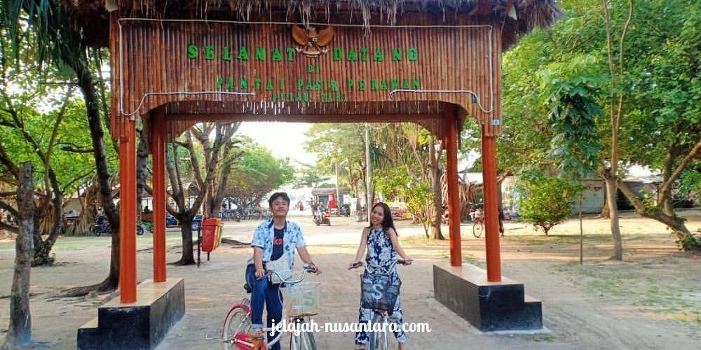 wisata gabungan pulau pari kepulauan seribu