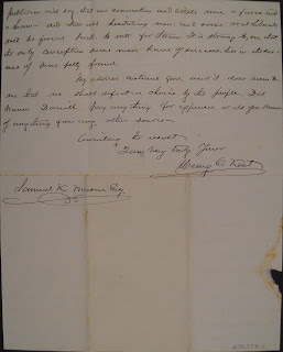 The second half of a handwritten letter.