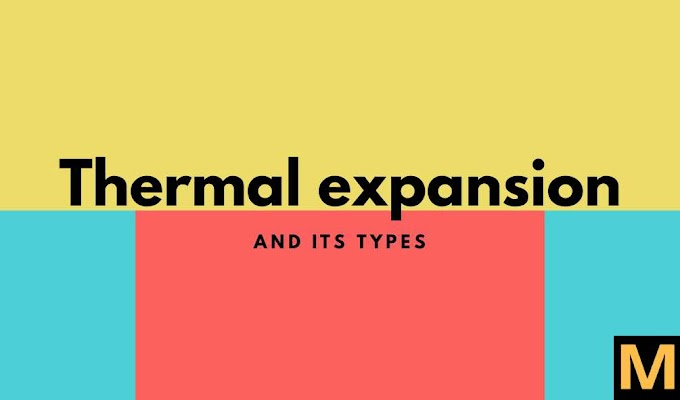 Thermal expansion - Definition, formulae and applications | The Mechanical post