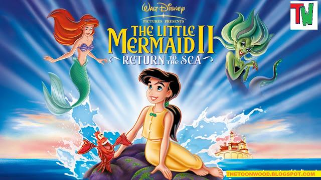 The Little Mermaid 2: Return to the Sea Hindi Disney Full movie 1080p [HD]