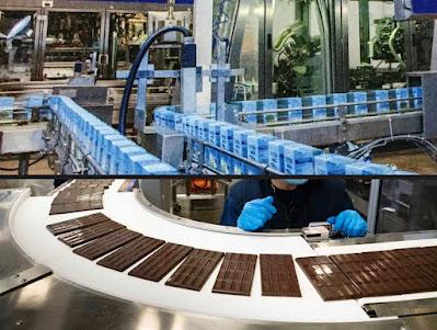 Pabrik coklat Bandung