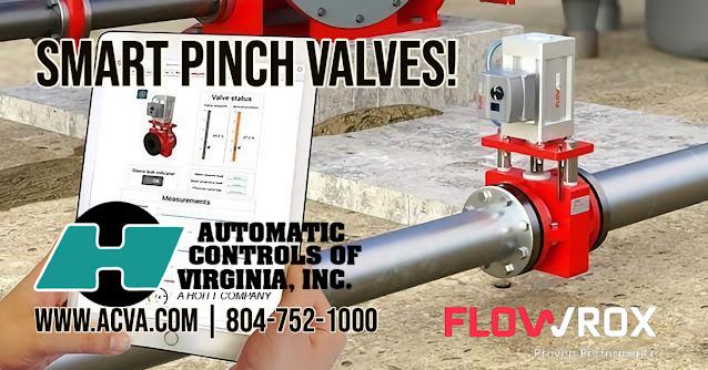 Smart Pinch Valves