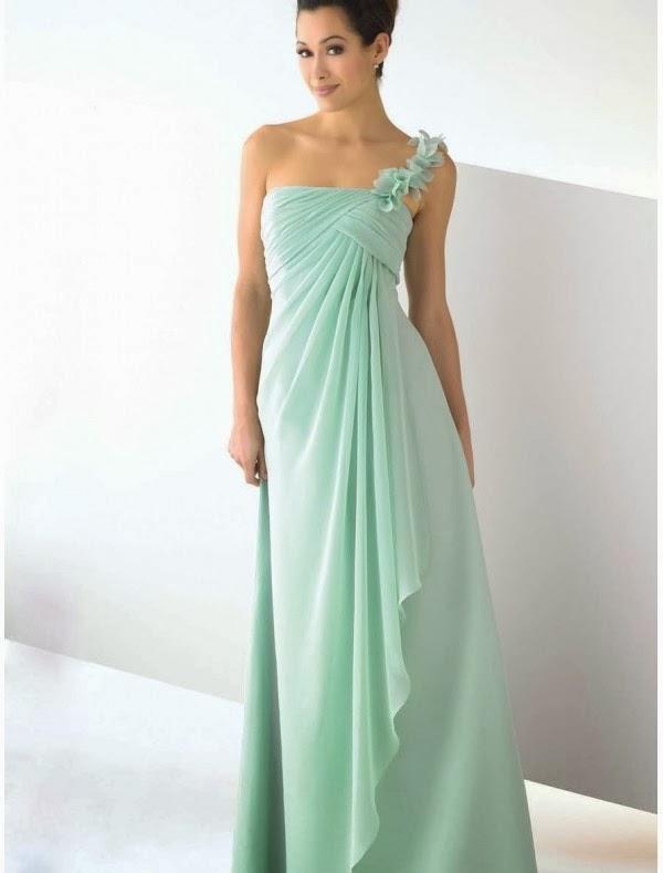Mint Green Dress For Wedding