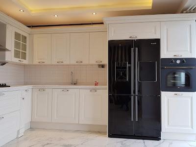 örnek mutfak tasarımı ve uygulaması