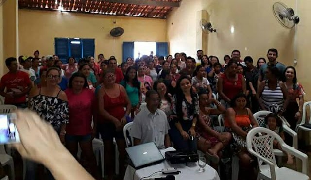 Programa Mais Infância, do governo estadual, beneficiará 82 famílias em Senador Sá. Confira!!