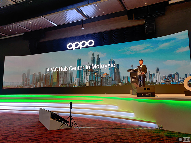 OPPO opens APAC Hub Center in Malaysia to react faster to consumer demands in the region