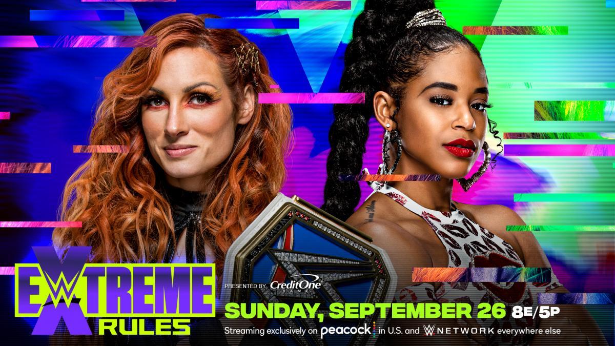 Becky Lynch vs. Bianca Belair acontecerá no WWE Extreme Rules 2021