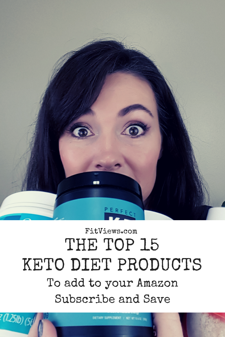 The Top 15 Keto Diet Products to Add to Your Amazon Subscribe and Save