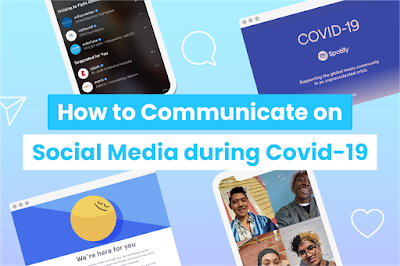 How to Communicate on Social Media Marketing during COVID-19