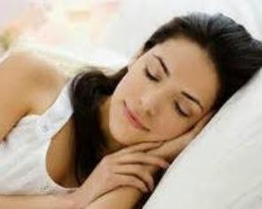 Kepang Rambut Saat tidur
