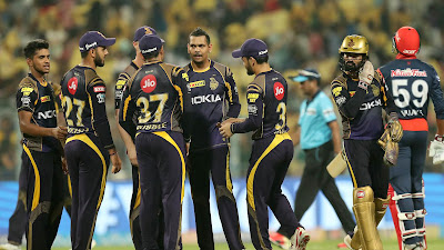 IPL 2018 Team Kolkata Knight Riders HD Photos Free Download