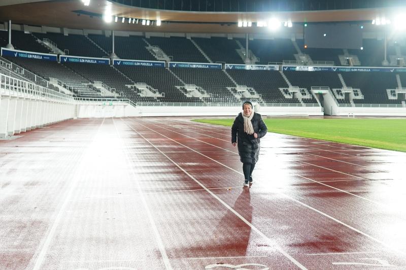 Stadion Helsinki