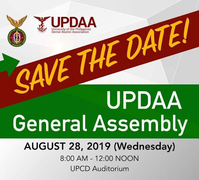 UPDAA General Assembly 2019