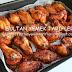 fırında tavuk kanat kızartma