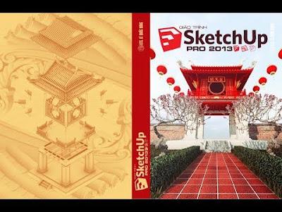 Giáo trình hướng dẫn Sketchup căn bản & nâng cao -KTS Lê Quốc Hưng