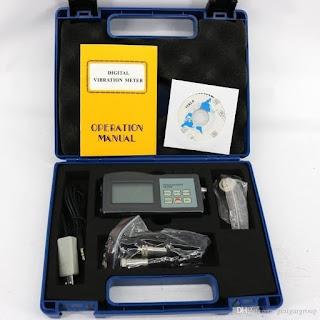 Vibration Meter Landtek VM-6360 */* Harga Bulan Ini 082217294199