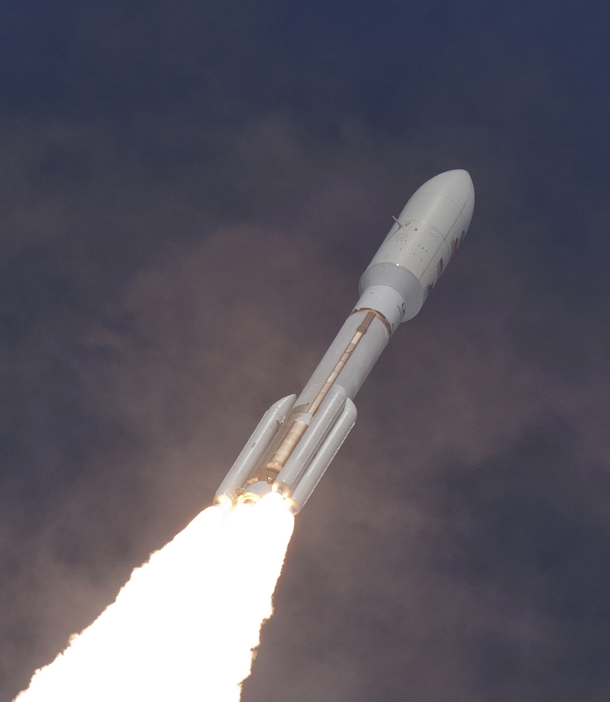 atlas v curiosity - photo #1