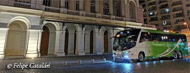 El primer bus aquel sueño e ilusión que mueve a muchos