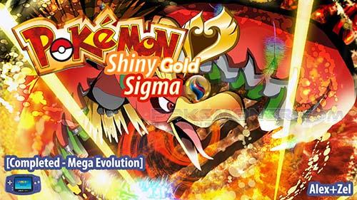 Pokemon shiny gold sigma rom download.