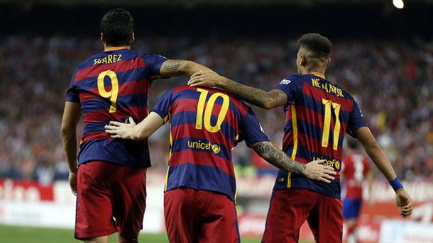 El Barça será el único vencedor del Real Madrid-Atlético