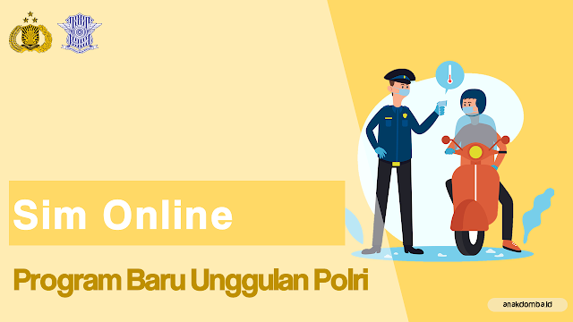 Daftar SIM Online