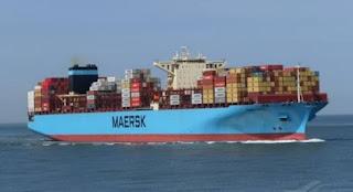 Maersk Tanamkan Investasi $1,4 miliar Pada Kapal Berbahan Bakar Ramah Lingkungan