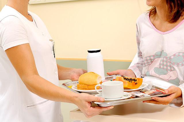 Atuação do Nutricionista dentro de um hospital