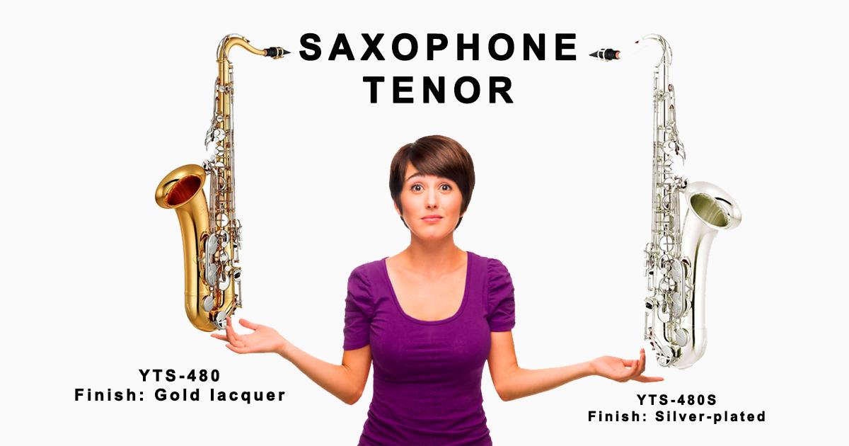 Kèn Saxophone tenor YTS 480