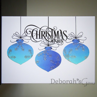 Christmas Wishes sq - photo by Deborah Frings - Deborah's Gems