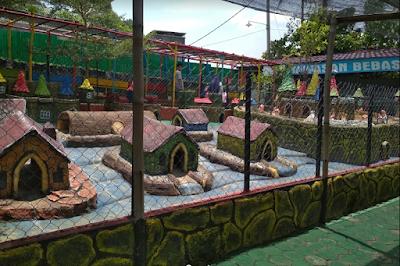 Rumah Strawberry & Taman Kelinci
