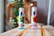 Hand Sanitizer Tanpa Alkohol
