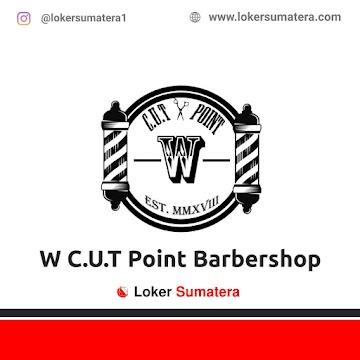 Lowongan Kerja Pekanbaru: W C.U.T Point Barbershop Oktober 2020