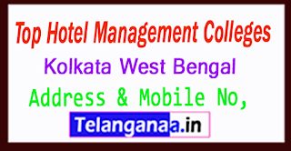 Top Hotel Management Colleges in Kolkata West Bengal