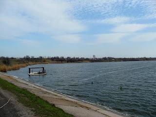 Лысовка, Покровский р-н. Пруд на речке Солёном